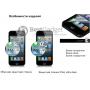 Защитная пленка Pinlo Premium Ultra-clear для Samsung i9500 Galaxy s4