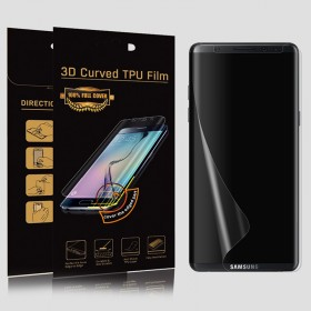 Защитная пленка VMAX 3D Curved TPU Film для Samsung Galaxy S8 Plus (USA TOP Hydrogel Material)