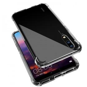 Защитный чехол Anti-Drop Angle Series, 1mm TPU для Huawei P Smart 2019 / Honor 10 Lite (Clear)