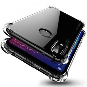 Защитный чехол Anti-Drop Angle Series, 1mm TPU для Huawei P20 Lite (Clear)