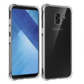 Защитный чехол Anti-Drop Angle Series, TPU для Samsung Galaxy A6 2018 (A600) (Clear)
