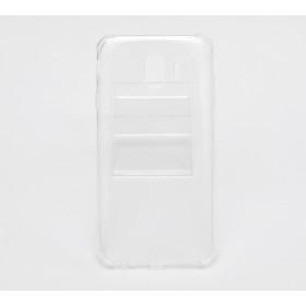 Защитный чехол Anti-Drop Angle Series, TPU для Samsung Galaxy J4 2018 (J400) (Clear)