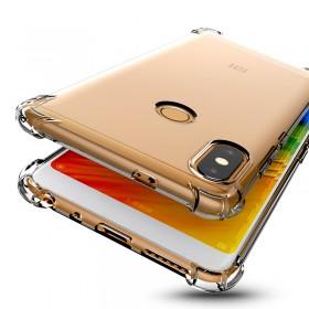 Защитный чехол Anti-Drop Angle Series, TPU для Xiaomi Redmi Note 5 / Note 5 Pro (Clear)