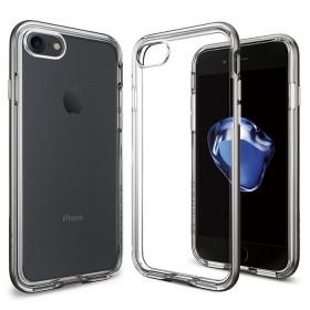 Защитный чехол Spigen для iPhone 7 Case Neo Hybrid Crystal Gunmetal (SGP-042CS20522)
