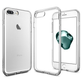 Защитный чехол Spigen для iPhone 7 Case Neo Hybrid Satin Silver (SGP-042CS20520)