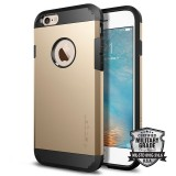 Защитный чехол Spigen Tough Armor Series для iPhone 6/6s (Champagne Gold / SGP10970)