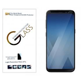 Защитное стекло 2.5D для Samsung Galaxy A8 (2018) (A530)