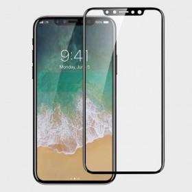 Защитное стекло 3D для iPhone 8 (Black)
