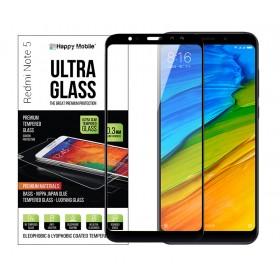 Защитное стекло Happy Mobile 2.5D Full Screen для Xiaomi Redmi Note 5 / Pro (Черное)