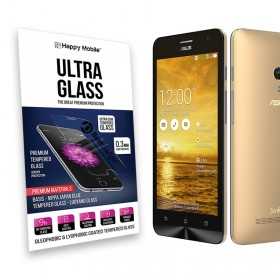 Защитное стекло Hаppy Mobile Ultra Glass Premium 0.3mm,2.5D для ASUS Zenfone 5