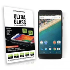 Защитное стекло Happy Mobile Ultra Glass Premium 0.3mm,2.5D для LG Google Nexus 5X