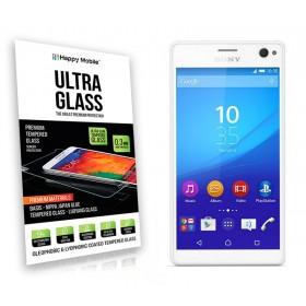 Защитное стекло Happy Mobile Ultra Glass Premium 0.3mm,2.5D для Sony Xperia C4 Dual (E5333)