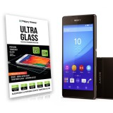 Защитное стекло Happy Mobile Ultra Glass Premium 0.3mm,2.5D для Sony Xperia Z3  DS E6533