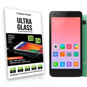Защитное стекло Happy Mobile Ultra Glass Premium 0.3mm,2.5D для Xiaomi Redmi 2