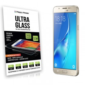 Защитное стекло Hаppy Mobile Ultra Glass Premium 0.3mm,2.5D (Japan Toyo Glue) для Samsung Galaxy J7 (2016) j710