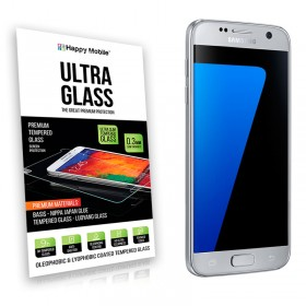 Защитное стекло Happy Mobile Ultra Glass Premium 0.3mm,2.5D (Japan Toyo Glue) для Samsung Galaxy S7