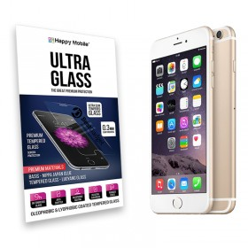 Защитное стекло Happy Mobile Ultra Glass Premium для iPhone 6 Plus (0.3mm 2.5D)