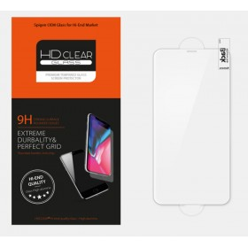 Защитное стекло HD Clear OEM by SPIGEN для iPhone X (SLIM HD with Wings)