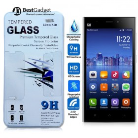 Защитное стекло TG Premium Tempered Glass 0.3MM 2.5D для Xiaomi Mi3