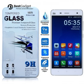 Защитное стекло TG Premium Tempered Glass 0.3MM 2.5D для Xiaomi Mi4
